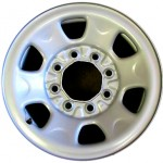 GM 8 Lug Steel Wheel