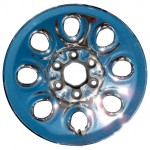 GM 6 Lug Circular Cutout Wheel