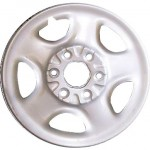 GM 6 Lug Steel Wheel